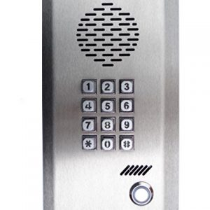 3G GSM Intercom with Keypad