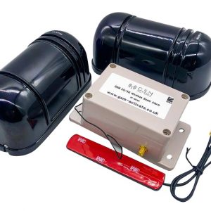 GSM Wireless Beam Alarm