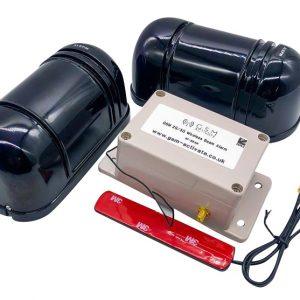 GSM Wireless Beam Alarm