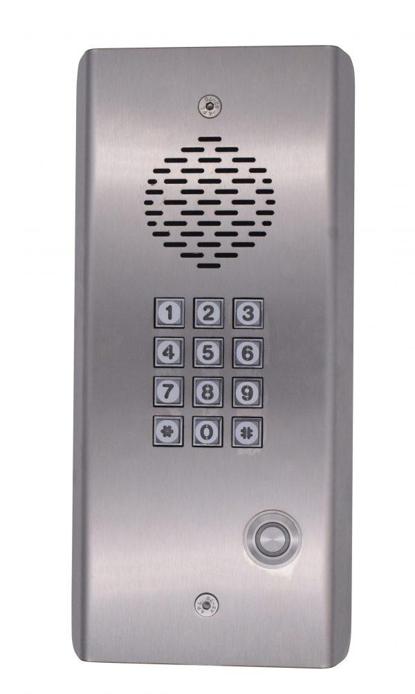 3G Intercom, keypad and 1 button
